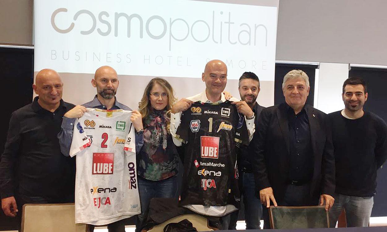Giampaolo Medei new coach of Lube | Lega Pallavolo Serie A