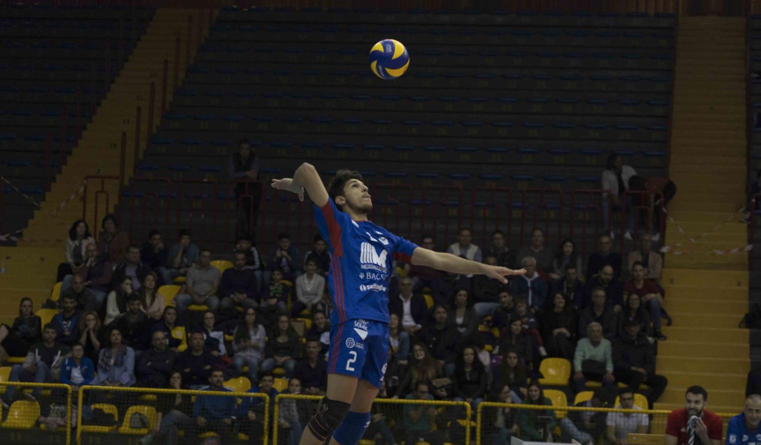 Volley Catania - Federico Reina
