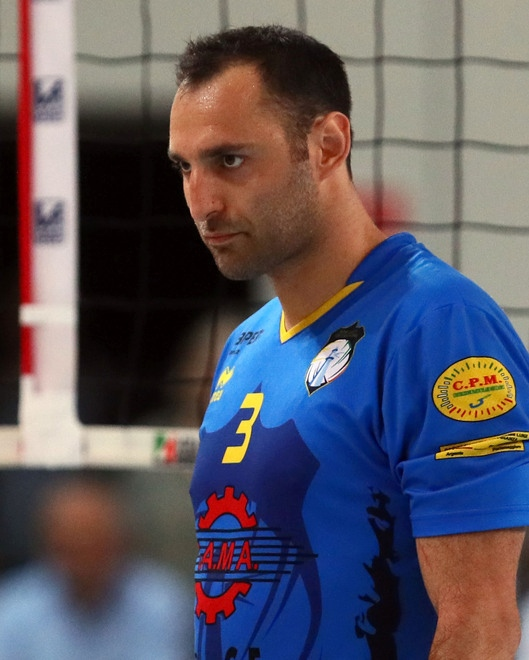 Volley Catania - Filippo Porcello