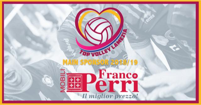 Top Volley Lamezia E Mobili Franco Perri Ancora Insieme Lega