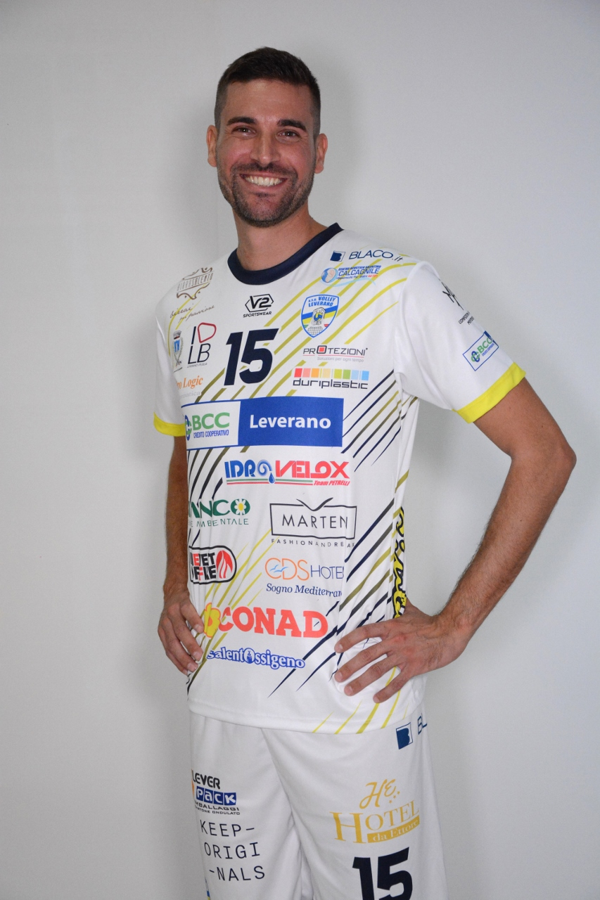 Marco Serra Lega Pallavolo Serie A