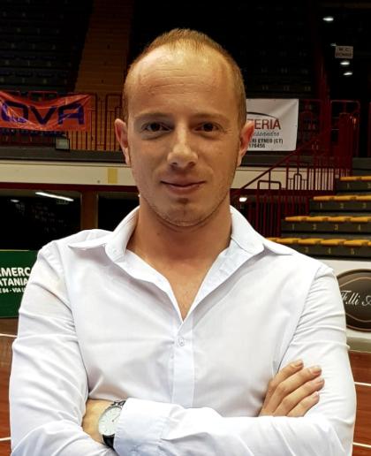 Volley Catania - Gabriele Grasso