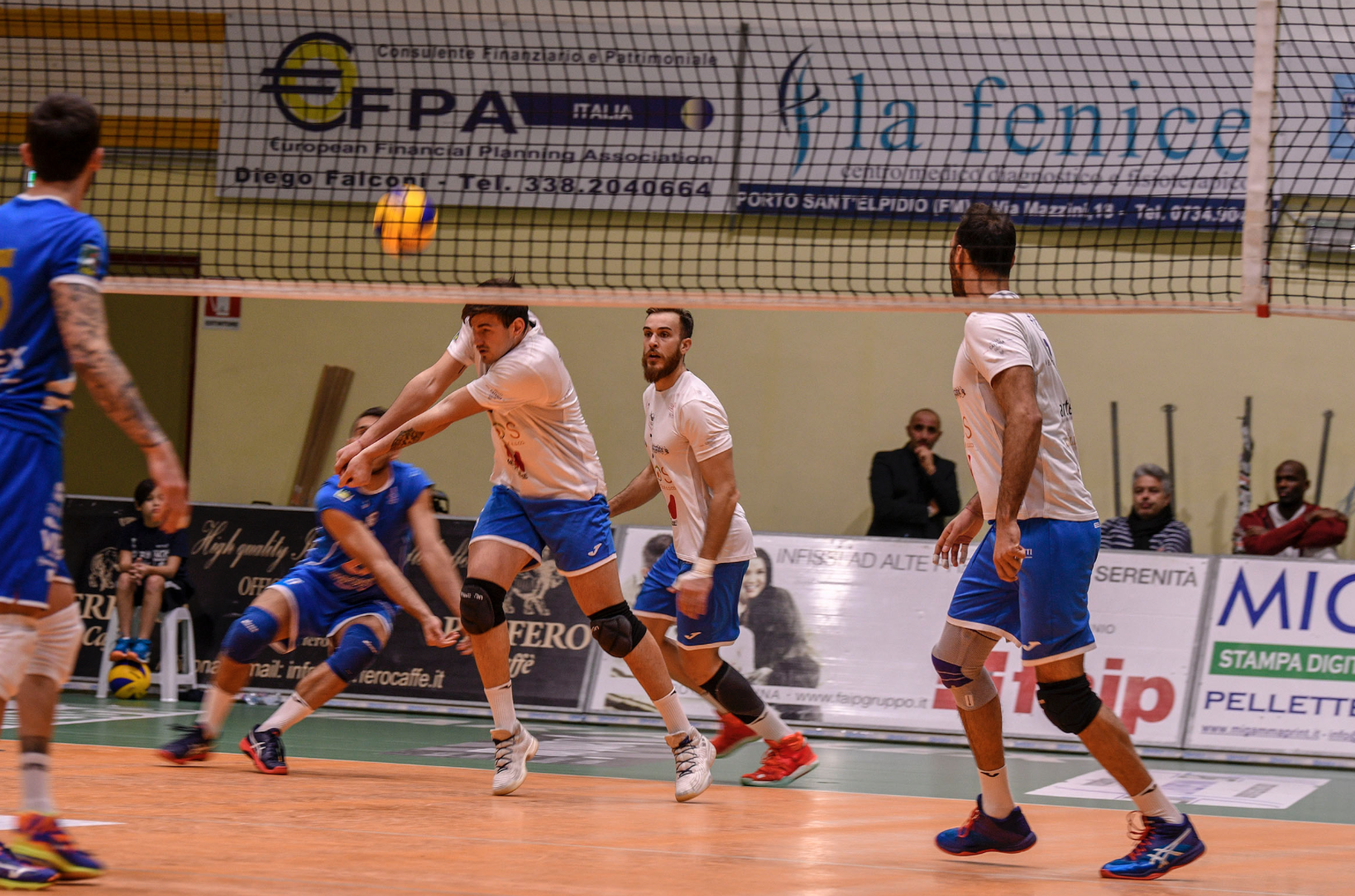 Volley Catania - Sconfitta Videx