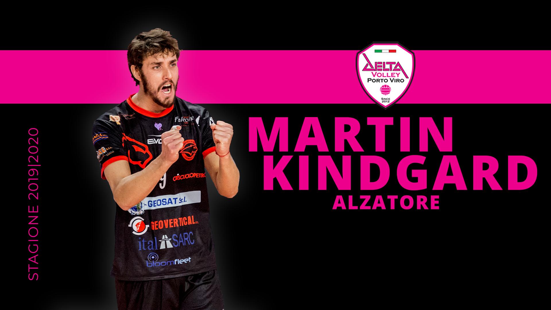 Martin Kindgard