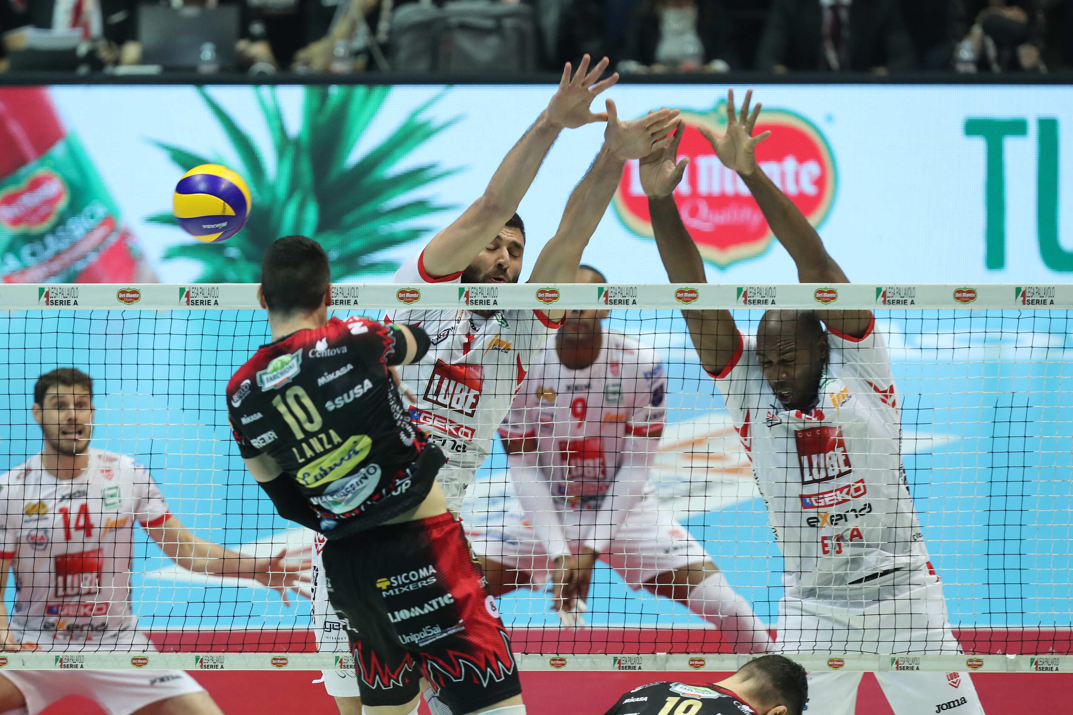 Calendario Volley Maschile.Lega Pallavolo Serie A Italian Volleyball League