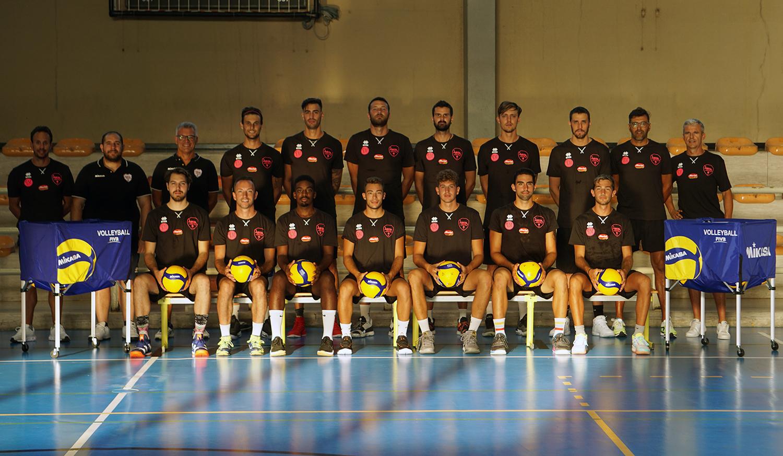 Marini Delta Volley - Raduno di inizio stagione
