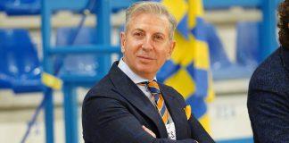 Il Presidente del Delta Volley Luigi Veronese