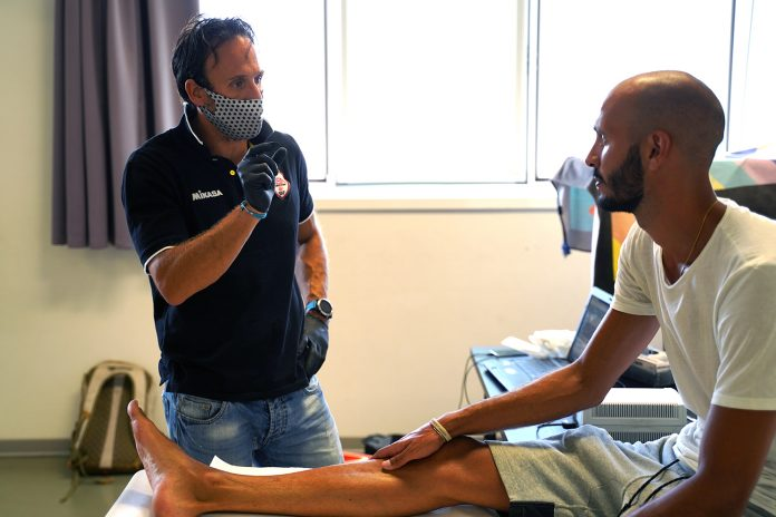Daniele De Cata e Federico Bargi