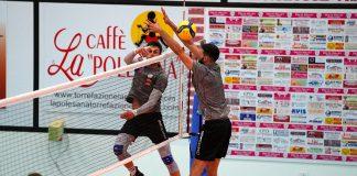 Alessandro Dordei in azione in allenamento
