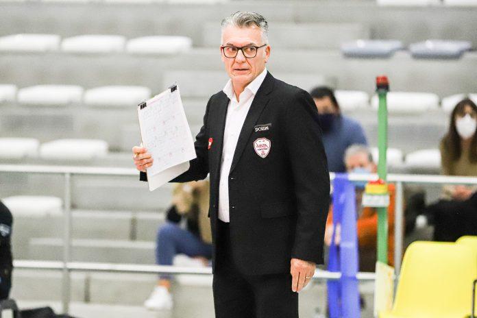 06. Bolzano-Delta rinviata - Coach Massimo Zambonin