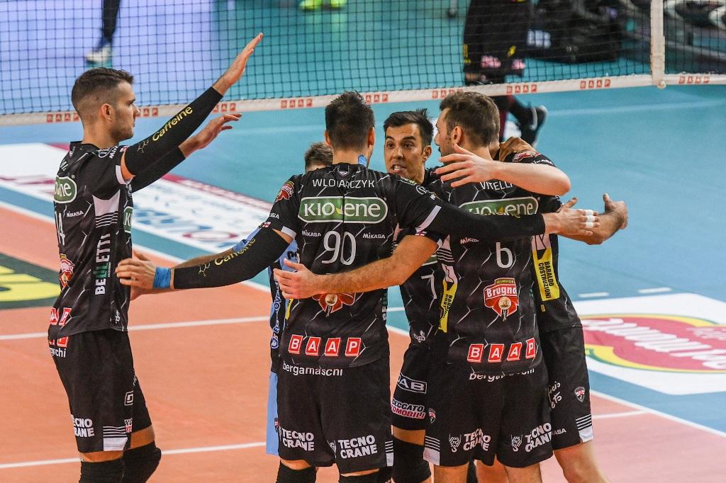 L'Allianz mura la Kioene al tie break | Lega Pallavolo Serie A