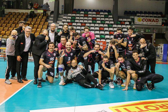 Coppa Italia - SF - Reggio Emilia-Delta 1-3