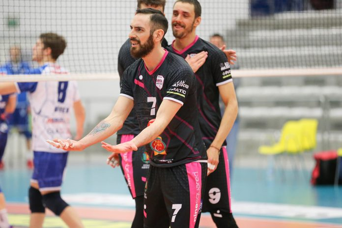 Ottavi Playoff - 02. Montecchio-Delta - Match preview - Bruno Vinti
