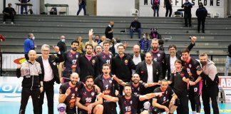 Quarti playoff - 02. Tuscania-Delta 2-3