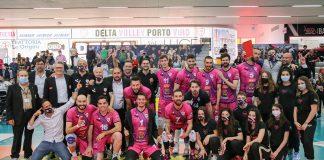 Semifinale playoff - 01. Delta-Brugherio 3-0