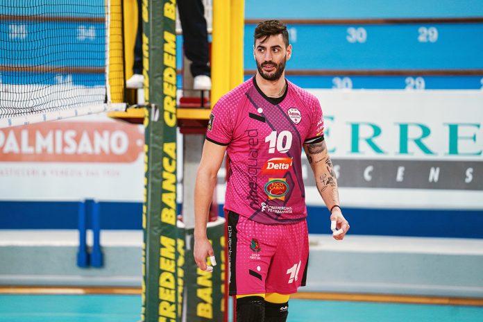 Semifinale playoff - 01. Delta-Brugherio - Match preview - Juan Cuda