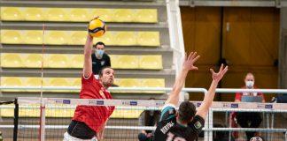 Giacomo Bellei nuovo opposto Delta Volley