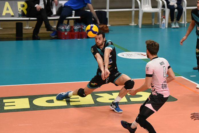 Romolo Mariano nuovo acquisto Delta Volley