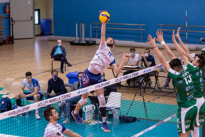 Andrea Gasparini nuovo acquisto Delta Volley