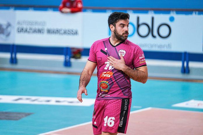 Enrico Zorzi confermato Delta Volley