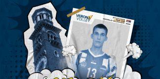 Uros Nikoli Verona Volley 2021