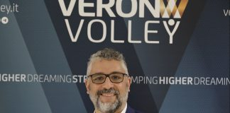 Gian Andrea Marchesi Verona Volley