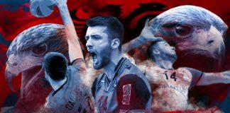 Anton Qafarena Verona Volley 2021