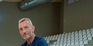 Coach Emanuele Zanini